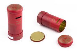 المال إنقاذ صندوق التين المعدن، يمكن أن يكون صندوق كوين بانك تين في شكل خاص