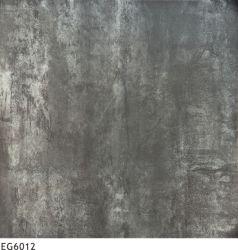 Silvery металлических застекленные фарфора полированным полом плиткой (EG6012)