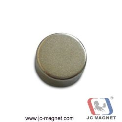強い常置ネオジムのNdFeB円形ディスクシリンダー希土類磁石