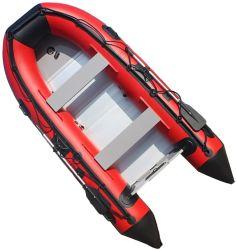 جديد قوي 0سم / 9 أقدام زورق مطاطي hypalon زورق مطاطي قارب بحديك من الألومنيوم لحمام الهواء للبالغين والأطفال