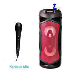 MP3 de audio Video Bijkomende Multimedia van het Theater van het Huis van de Correcte Doos van de Telefoon van de Conferentie de Draagbare Draadloze Spreker van DJ van het Systeem van de Spreker van de Karaoke van Bluetooth van de Microfoon