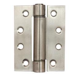 Material de alta calidad de sus304 sola acción bisagra de puerta de la primavera