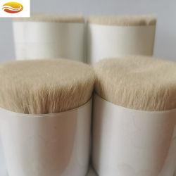 64 مم ناعم الطبيعة أبيض جوتات الشعر أدوات التجميل فرشاة المواد