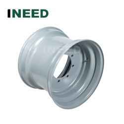حافة العجلة الفولاذية 16X22.5 للماكينات الزراعية، الطفو، الغابات، Havesty، المقطورة