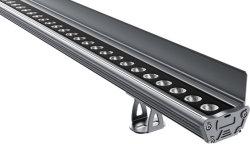 W61 36W 소금 분무기 증거 디자인 LED 벽 세탁기 IP65 댐 널과 가진 옥외 점화 조경 점화