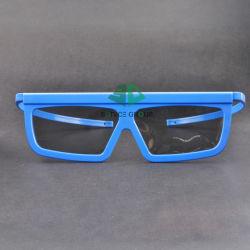 プラスチックCircular Polarized 3D Glasses (SNCPL 012P)