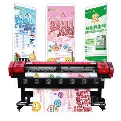 가스레인지 새 상태 정품 1.9m XP600 프린트 헤드 친환경 용매 잉크젯 프린터