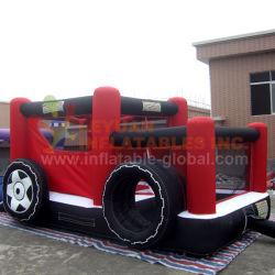 Aufblasbarer Auto-Prahler/aufblasbares Schlag-Haus (LY-BO283)