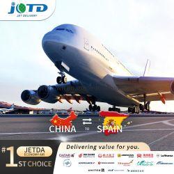 De beste Dienst van de Cargadoor van de Lucht van China aan Verschepende Dienst van de Luchthaven van Spanje Barcelona de Internationale