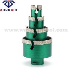 Punta diamantata punta per trapano a secco utensile diamantato per porcellana