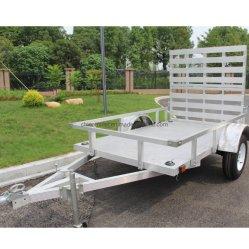American Market 5X8 5x10 6X12 13X6.5 アルミニウム設備 / 自動車 / ATV トレーラー