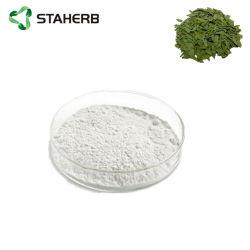 Qualidade superior Eucommia Orgânicos Ulmoides Leaf puro em pó Ácido Chlorogenic