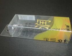 صندوق هدايا صديق للبيئة صندوق مخصص شفاف PVC بلاستيكي الحيوانات الأليفة طباعة شعار الليزر بالألوان