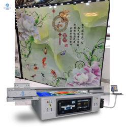 2513 Cartão UV Impressora Impressora de Grande Formato de Tela de vidro de ladrilhos de cerâmica a impressão de fundo
