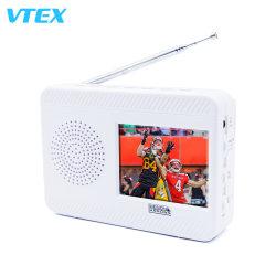 3.2인치 포켓 Android 최신 모델 디지털 휴대용 TV 놀라운 품질 저렴한 휴대용 TV 12V 휴대용 미니 TV