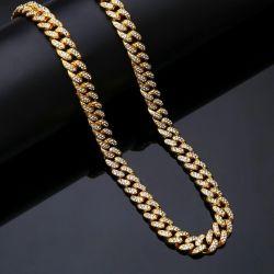 패션 악세사리 보석 18K 금에 의하여 도금되는 헤링본 사슬 팔찌 발목 장식 목걸이