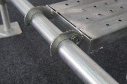 足場のつま先のボードの/Metalの板の/Scaffoldingの歩行のボード