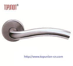 [ستينلس] فولاذ أنابيب ذراع عتلة باب مقبض مع [إن1906] ([تله010])