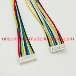 200mm 전화선을%s 가진 단 하나 맨 위 소형 마이크로 Jst 2.0 PH 9 Pin 연결관 플러그