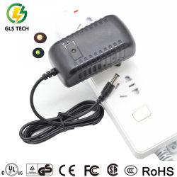 Производство 21V 1A 1000Ма Li-ion и размера 18650 зарядное устройство для аккумуляторной батареи электрического прибора с помощью светодиодной подсветки