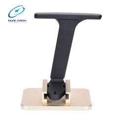 Горячая продажа мебельных деталей стул подлокотник PU для управления место Председателя