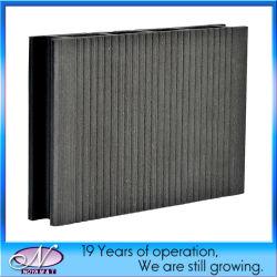 Mejor compuesto de plástico de madera más barata de WPC techado boards