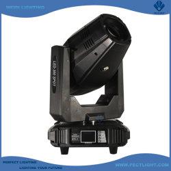 مصباح LED ذو شعاع موضعي 300 واط مع ضوء رأس متحرك خطي التكبير/التصغير وعجلات 3 Gobo