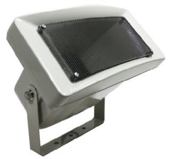 PA 시스템 공용 주소 스피커 브래킷 마운트 30W ABS 음악 경적 스피커 높은 dB, BGM의 경우 양호합니다