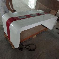 Белый и красный магазин дисплей счетчика таблица дизайн высоких отображения в таблице