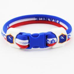 Emak ging de Moderne Nylon Unieke Armbanden van het Titanium van de Armband van het Magnesium aan