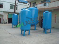 Cuve du filtre à sable de puits d'eau du filtre à charbon Adoucisseur de traitement