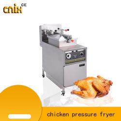 ضغط الدجاج الكهربائي الدجاج المقلاة التجارية الدجاج المقلي إلى الكاف سي العميق المقلاة التجارية تجهيزات مطعم الوجبات السريعة