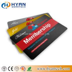 Kundenspezifische Loyalität-/Belohnungs-Karte der RFID Mitgliedschafts-Management-Karten-VIP/Consumer/