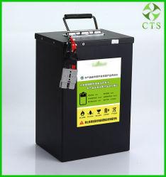 Elevadores eléctricos de aluguer de motociclo Li-ion 72V 20ah 60Ah 150Ah 60V Lipo Bateria de lítio