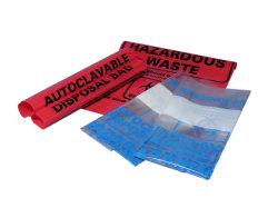 Autoclave Biohazard sac de déchets médicaux infectieux pour l'hôpital