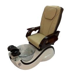 De elektrische GezichtsStoel van de Pedicure van Bedden voor Nail SPA Meubilair