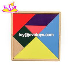 Новые Популярные учебные головоломки деревянные Tangram игрушки для детей W11d010