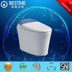 Тонкий корпус легко Installtion стиль интеллектуального туалет Siphonic промывки (BC-835B)