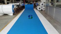 Blaues, lebensmitteltaugliches, antistatisches PU-Förderband, Das Direkt von Den Herstellern Verkauft wird