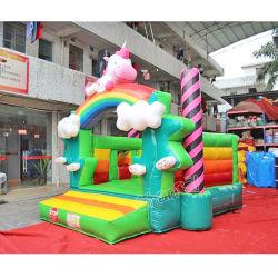 Rosafarbener Pony-Mond-Sprung-Luft-Überbrückungsdraht für Verkäufe