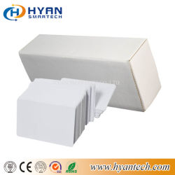 Em branco de alta qualidade de impressão a jato de tinta Cr80 Cartão de PVC 30 Mil usados para impressora Epson