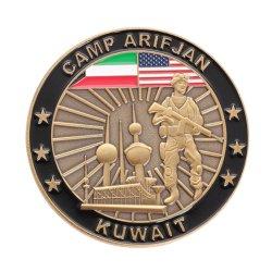 古代方法記念品の硬貨を復元するカスタマイズされた3D金属