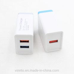 2019 de Populaire Draagbare Dubbele Mobiele Lader van de Telefoon USB