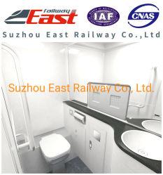 Wc Interior ferroviária/lavatório para Lrt/UEM/Metrô/metro/eléctrico