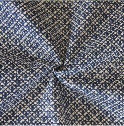 Plaine d'impression numérique de 100 % coton tissé Poplin Shirt personnalisé tissu organique pour textiles en coton