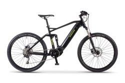 Bicicletta elettrica della montagna adulta del motore di Bafang Maxdrive con la sospensione completa