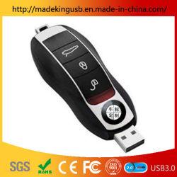 상표 차 키 U Disk/USB 섬광 드라이브를 주문을 받아서 만드십시오