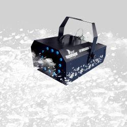 党イベントのための1500W LED DMXの泡雪機械段階効果装置の氷の雪メーカーのブロア