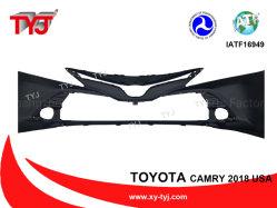 Tyj Factory Sale Auto Body Kits reserveonderdelen voorbumper Grilles met mistlampen Auto-onderdelen voorbumper voor Toyota Camry 2018 VS Le/XLE