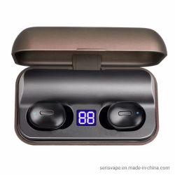 Mejor Regalo de navidad de T1 PRO Diente Azul Mini Auriculares intrauditivos auriculares Tws Sport